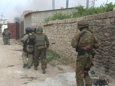 В Чечне погибли четверо полицейских