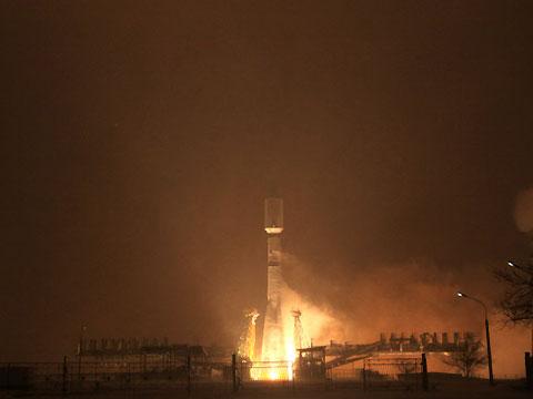 Ракета Союз успешно доставила спутники Globalstar на орбиту