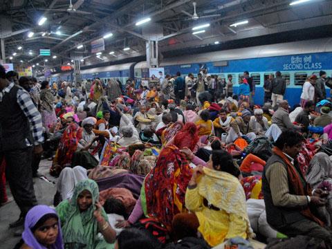 крупнейший мире религиозный фестиваль обернулся смертельной давкой