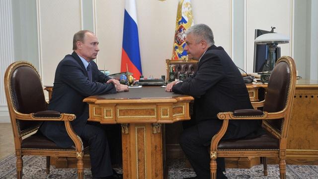 Глава МВД не обсуждал с Путиным смертную казнь для Помазуна