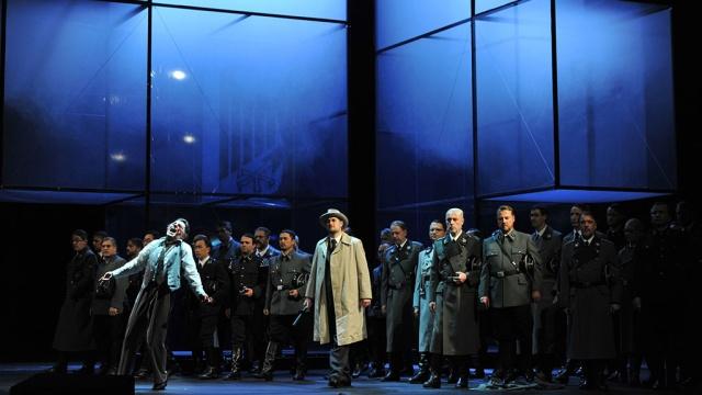 скандал германии зрителям оперы вагнера тангейзер