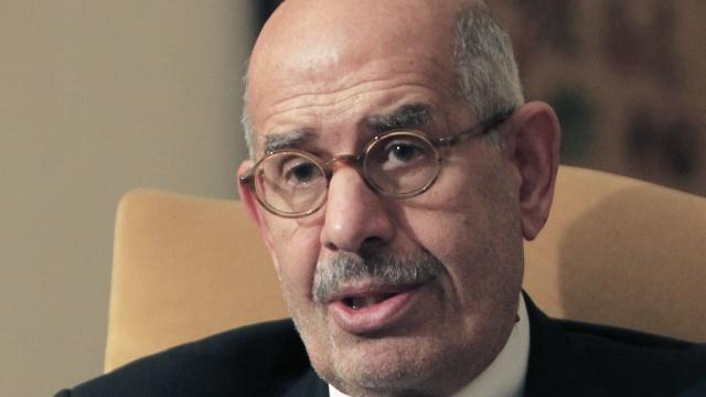 В Египте отменили назначение эль-Барадеи премьером