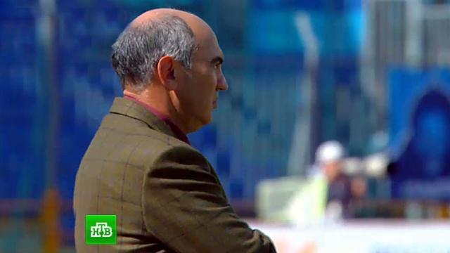 Главный тренер Рубина пролил свет на историю с племянником-насильником