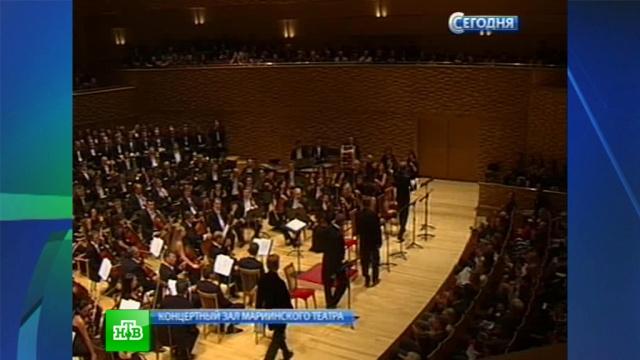 Валерий Гергиев в Концертном зале знаменитого театра дирижировал симфоническим оркестром, а также рассказал о...