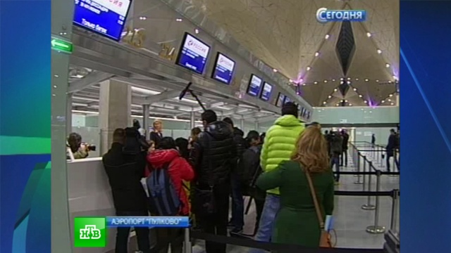 Дизайн и комфорт: новая авиагавань Петербурга приняла первых пассажиров