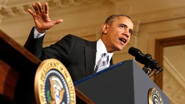 Обама подписал законопроект о повышении лимита госдолга США