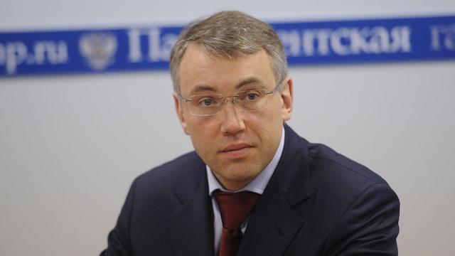 путин назначил врио главы ненецкого автономного округа