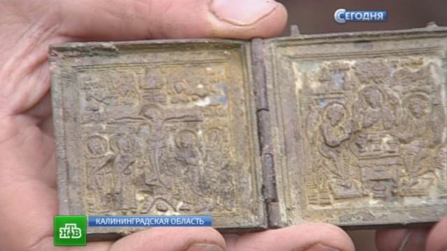 Скелеты и старые иконы хранят тайны страшных боев с армией Наполеона