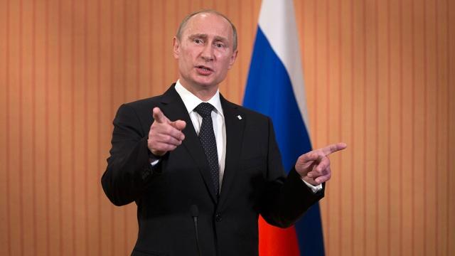 Путин приказал ФСБ исключить незаконные переходы через границу с Украиной
