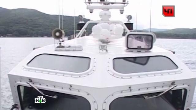 В Приморье ищут капитана катера, разрубившего винтом пловца