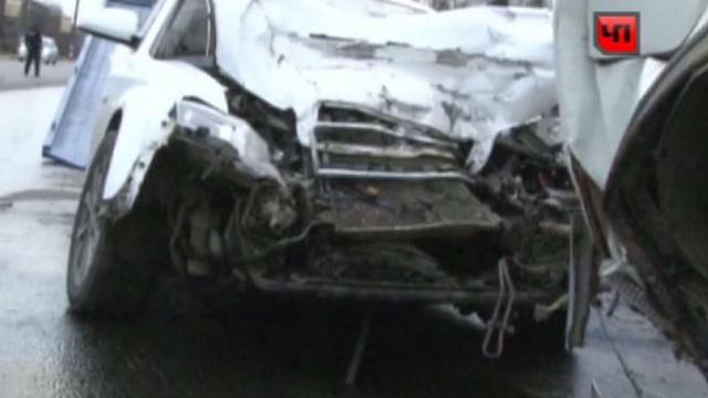 Три человека погибли и пятеро пострадали в ДТП на приморской трассе