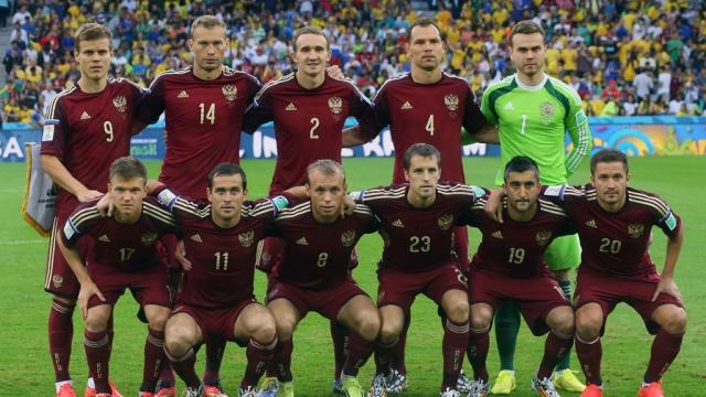 Матчи российской футбольной сборной могут не показать по телевидению