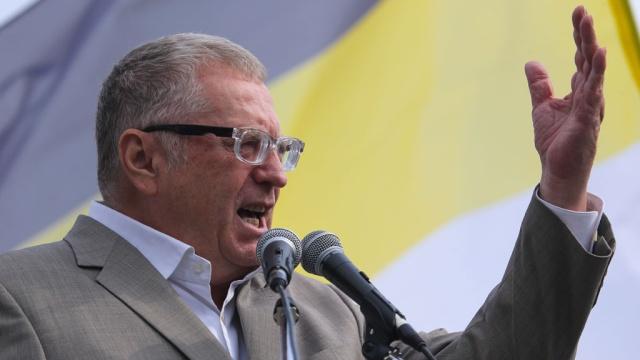 Жириновский хочет запретить все партии и выбрать императора