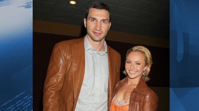 СМИ: свадьба Кличко-младшего с беременной подругой на грани срыва