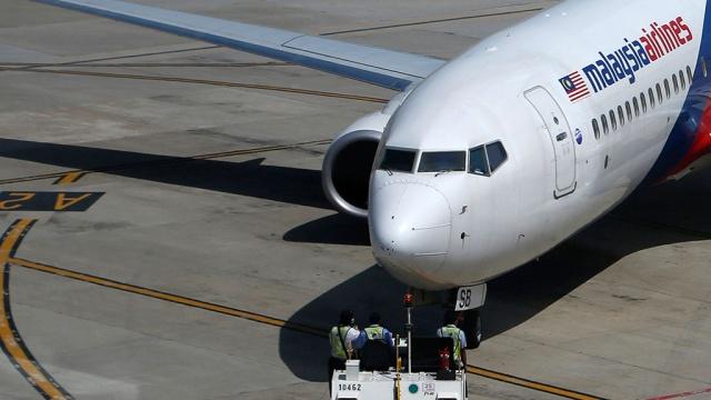 """""""Малайзийские авиалинии"""" едва не потеряли еще один самолет"""