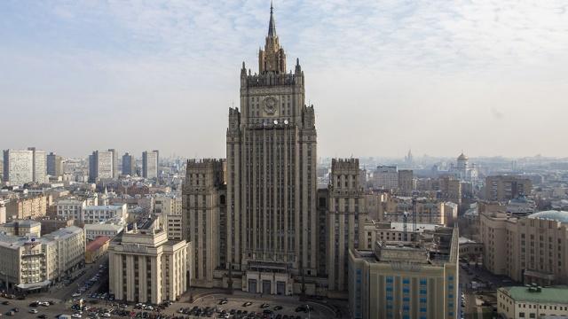 """В МИД России ответили на """"истерику"""" Запада из-за гуманитарного конвоя"""