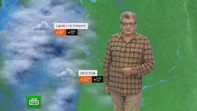 Утренний прогноз погоды на 24 августа