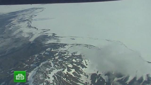 Исландия закрыла небо для полетов из-за вулкана Бардарбунга