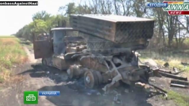"""На востоке Украины в """"котел"""" попали 7 тысяч украинских военных"""