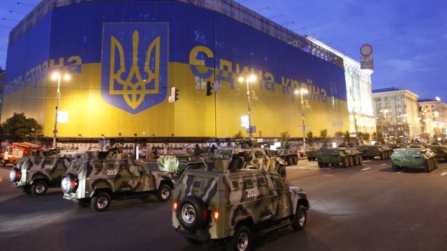 Украина отпразднует День независимости военным парадом и концертами