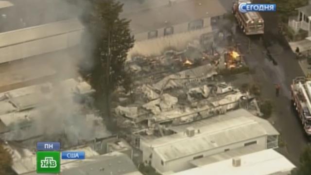 В Калифорнии растет число пострадавших от мощного землетрясения