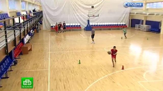 Петербургский Спартак набирает баскетболистов и ждет зала для тренировок