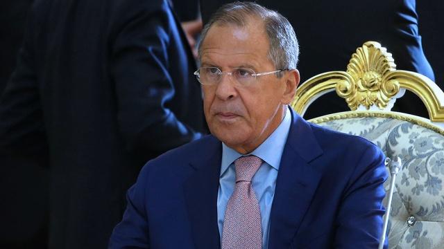 Lavrov rebate críticas feitas por Obama em discurso oficial