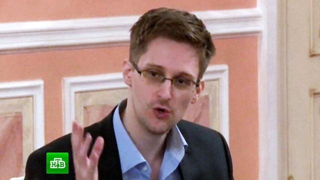 """Сноудена выдвинули на """"альтернативную"""" Нобелевскую премию"""