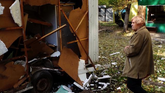 Массированный артобстрел Донецка: 5 человек погибли, 24 пострадали