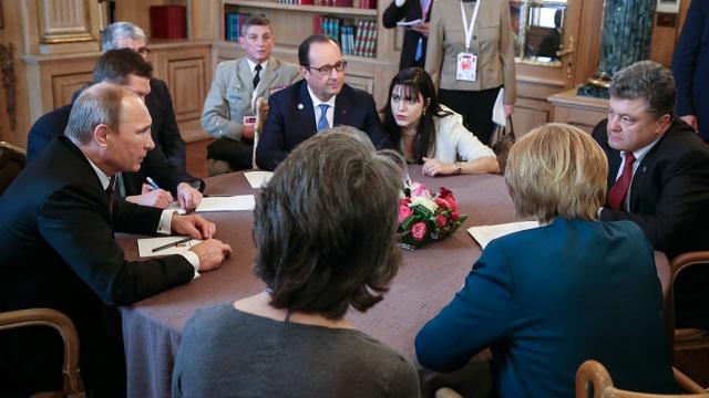После миланского форума ЕС может частично отменить санкции против России
