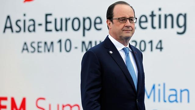 """Олланд: """"нормандская четверка"""" в Милане договорилась ускорить обмен пленными на Украине"""