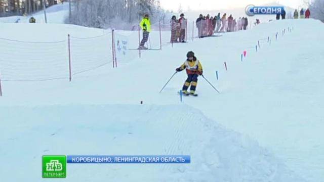 На всероссийских стартах по фристайлу золото получил восьмилетний могулист из Петербурга