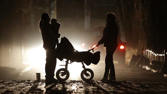 В Череповце воры похитили из коляски 6-месячного младенца