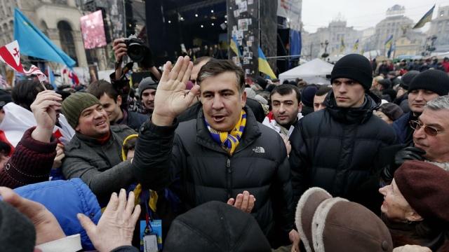 В Грузии требуют от Украины объяснить назначение Саакашвили на высокий пост