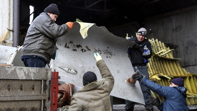 ДНР обещает криминалистам из Малайзии безопасность на месте крушения Boeing 777