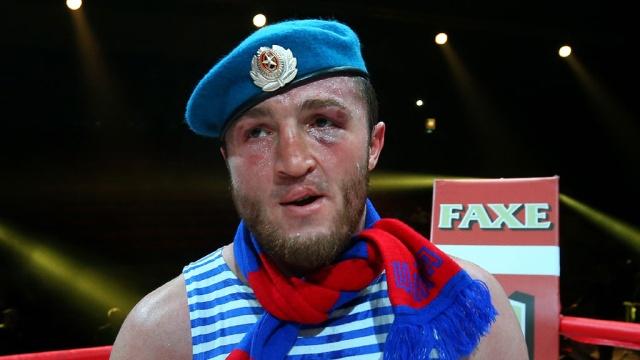 Денис Лебедев провел четыре дня в больнице после чемпионского боя