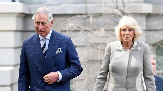 Террористы планировали взорвать принца Чарльза