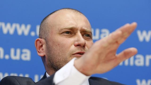 Ярош внес в Раду законопроект о добровольческом украинском корпусе