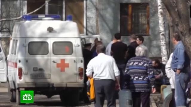 В Курске семилетняя девочка чудом выжила после падения с 9-го этажа