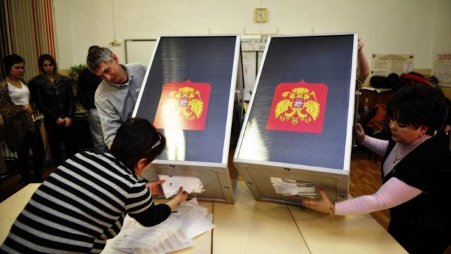 Идею перенести следующие выборы в Госдуму поддержали три фракции