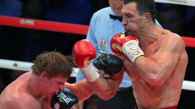 Владимир Кличко ждет Поветкина на бой-реванш в Киеве