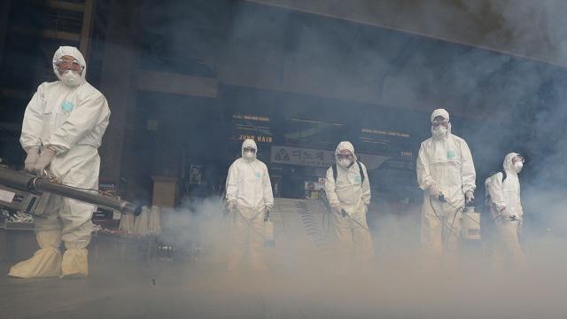 В Южной Корее растет число зараженных MERS