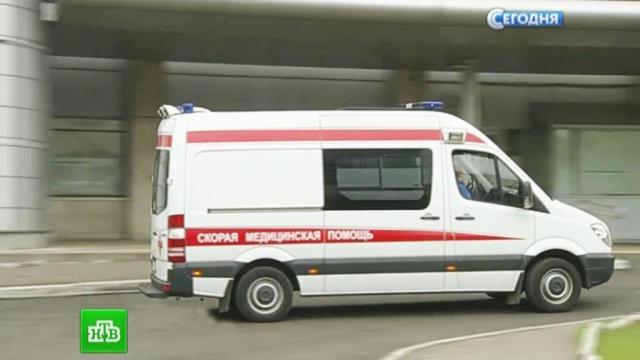Москвич выжил после падения с 11-го этажа