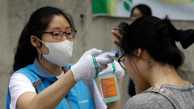 В Южной Корее коронавирус MERS за сутки диагностировали еще у 7 человек