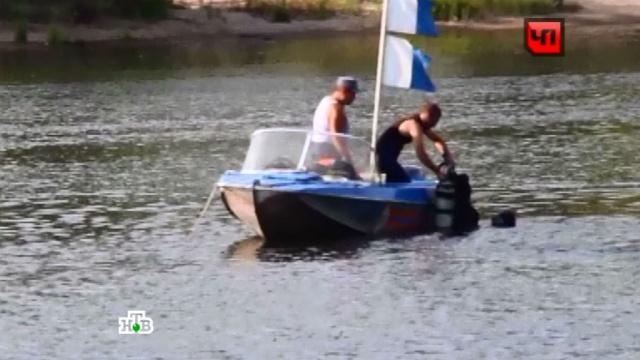 В канале имени Москвы утонул заплывший за буйки украинец