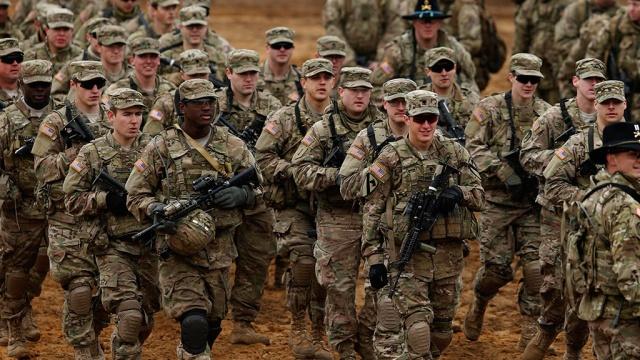 НАТО увеличит численность сил быстрого реагирования до 40 тысяч