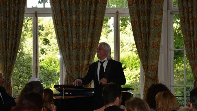 дмитрий хворостовский дал концерт посольстве великобритании