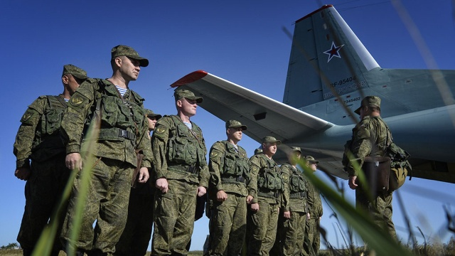 На российскую военную базу в Армении прибыла внезапная проверка Сегодня...