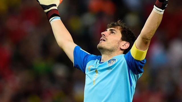 Спасибо, Икер: Реал объявил о переходе Касильяса в Порту