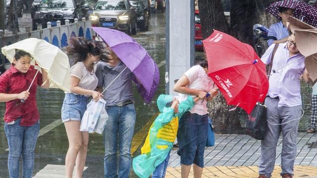 """Свирепый тайфун """"Чан-Хом"""" приближается к Приморью"""